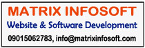 Matrix Infosoft, Website and Software Development